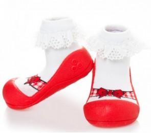 ATTIPAS Ballet Red