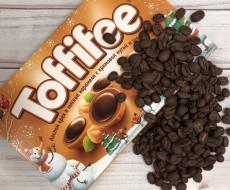 """Кофе десертный """"Тоффи на основе Бразилии Сантос"""""""