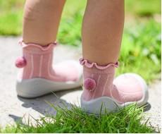 ATTIPAS Pom Pom Pink