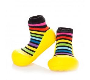 ATTIPAS Rainbow-Yellow